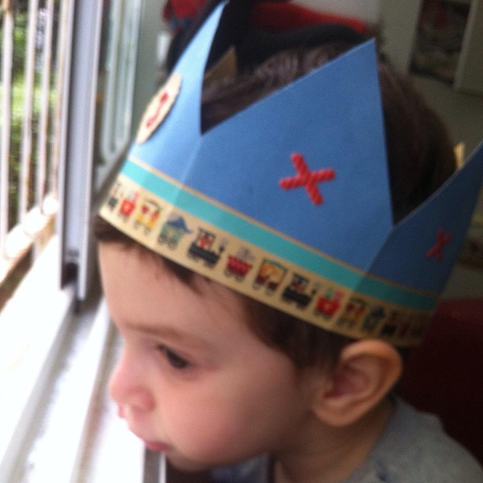 כתר יומולדת לנסיך