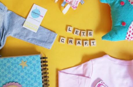 Crafty Mom- סדנאות DIY לאמהות